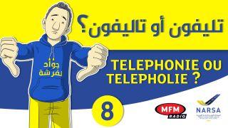 TELEPHONIE OU TELEPHOLIE